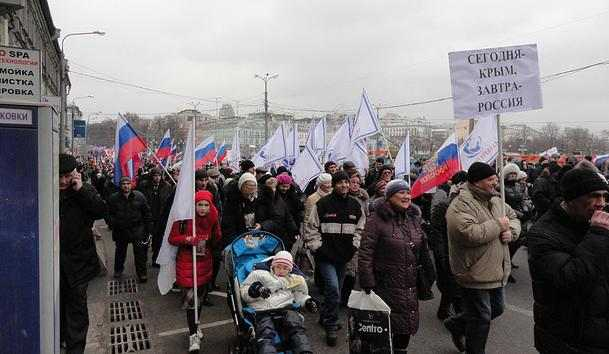 митинг Матерей России