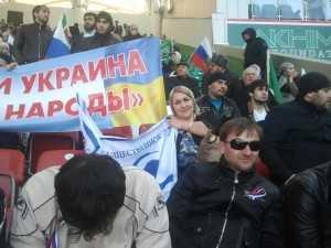 Матери России в Чеченской Республики поддержали Украину