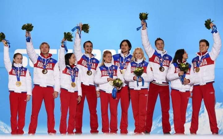 Победители Олимпиады Сочи 2014