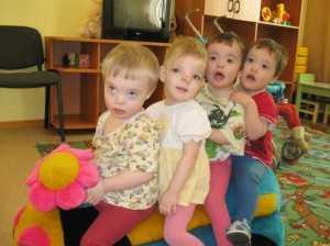 Социальная адаптация детей с синдромом Дауна в центре Теремок
