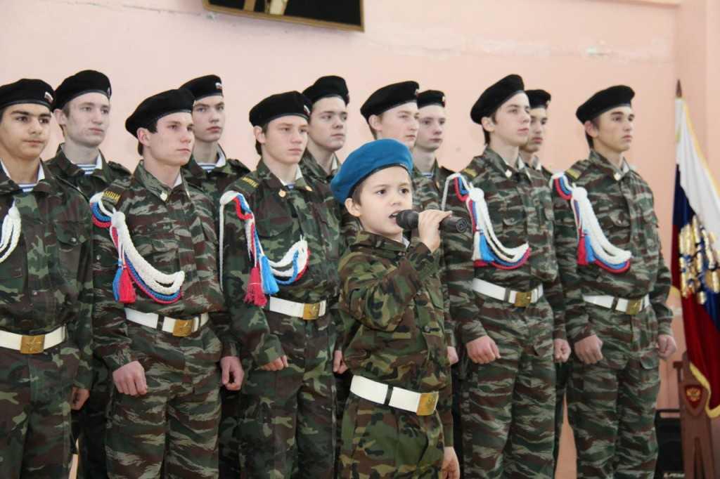 17 команд приняли участие в воено-спортивной игре