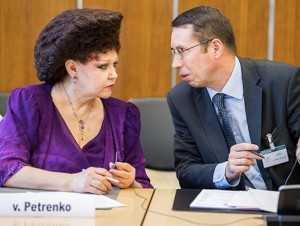 Валентина Петренко приняла участие в 130  Межпарламентской Ассамблее