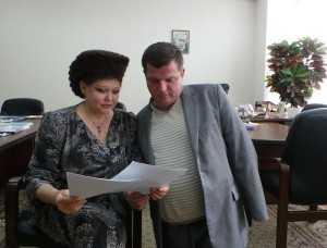 Встреча с Уполномоченным по правам инвалидов Украины