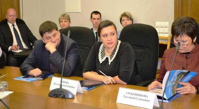 Заседание Совета Общественной палаты Воронежской области