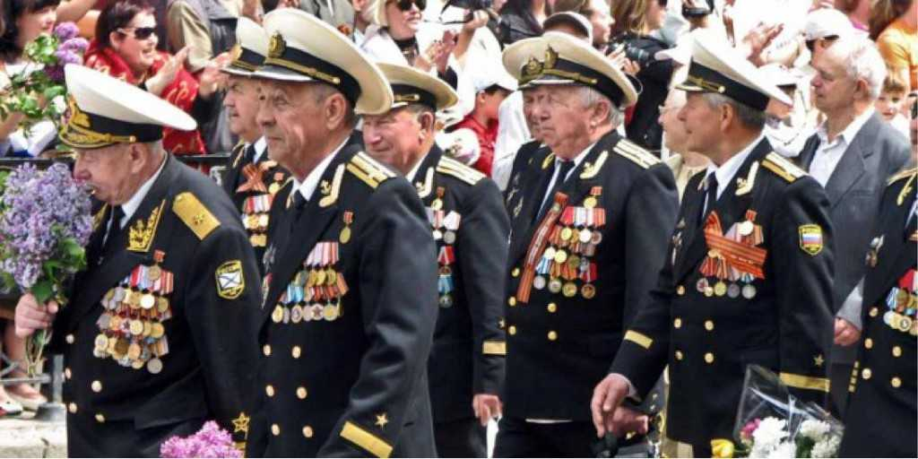 Во Владикавказе городе воинской славы  прошел Парад Победы