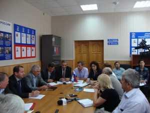 В г. Черкесск состоялся круглый стол на тему «ЖКХ- проблемы и решения»