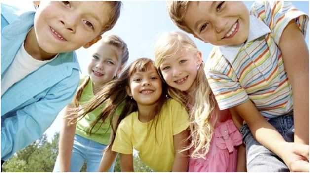 Праздник для детей из многодетных семей состоялся в Ельце