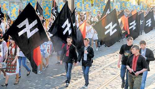Фашизм на Ураине