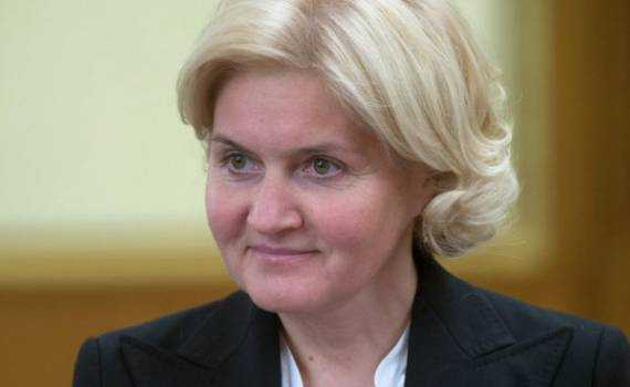 Ольга Юрьевна Голодец