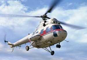 Вертолётом МИ-8 МЧС России в Калмыкию доставлены 19 вынужденных переселенцев из Украины, из них 6 детей