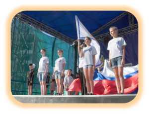 Команда победителей из школы №1201 творческого конкурса «Моя мала родина» отправилась в Крым