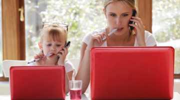 Обучение молодых мам
