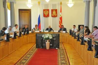 Совещание с муниципалитетами по ситуации с переселенцами из Украины