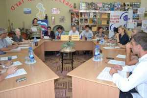В День Конституции республики Дагестан, прошел  круглый стол «В семье единой»