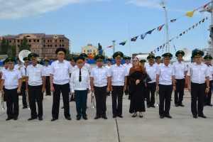 «Военно-морской флот был  и остается  одним из символов боевой славы и гордости нашего государства»