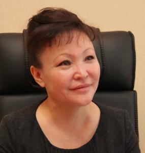 ТЮХТЕНЕВА  Валентина Акчабаевна