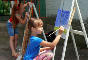 Дети беженцев будут обеспечены детскими садами