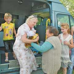 Большое сердце России, или Как маленькой Дарине родину подарили