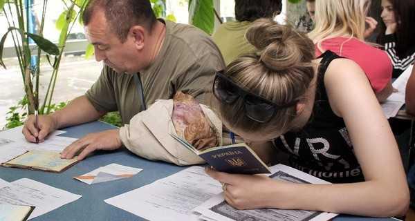 Саратовская область приняла переселенцев с Украины