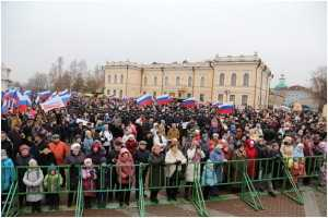 Вологодская область отпраздновала День народного Единства