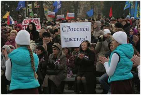 4 ноября в Твери прошли мероприятия, посвященные Дню народного единства