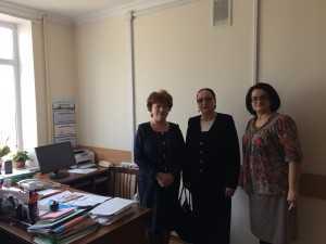 в Министерстве здравоохранения республики Дагестан состоялась рабочая встреча