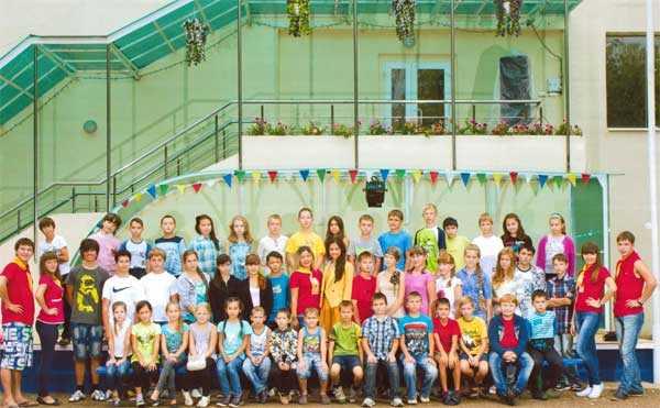 дети Газпрома