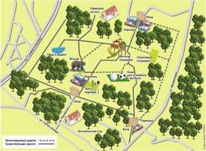 парк Лесоводо