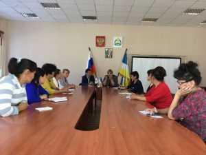 «Матери России» в Бурятии посетили отдаленные районы региона, где действуют местные отделения движения