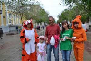 В Оренбургской области служба детского телефона доверия  отмечает в сентябре свой день рождения