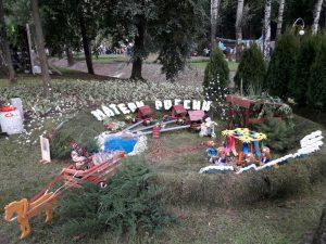 Воронежское региональное отделение приняло участие в фестивале садов и цветов «Город-Сад»