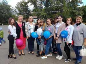 Более 700 оренбуржцев приняли участие в акции, организованной региональным отделением Движения «Матери России»
