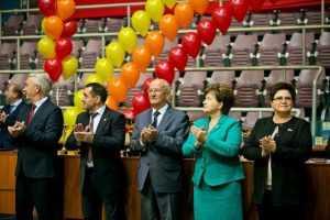 Юрий Берг открыл пятую, юбилейную, областную спартакиаду «Спортивное долголетие»