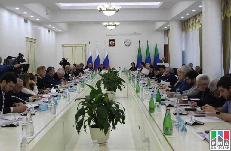 """Движение """"Матери России"""" РД и Общественная палата Дагестана заключили Соглашение о сотрудничестве."""