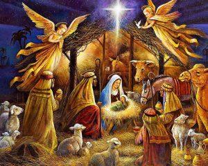 Примите искренние поздравления с Рождеством Христовым!
