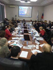 Состоялось заседание Президиума Движения «Голос матери очень важен»!.