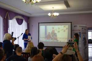 Астраханский социально значимый проект по социализации детей-инвалидов  получил одобрение представителей федерального благотворительного фонда