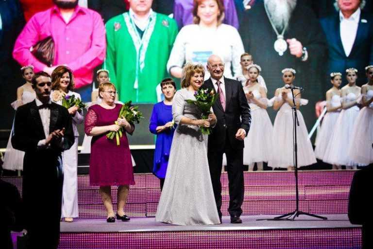 В Оренбургской области вручили награды лучшим женщинам региона