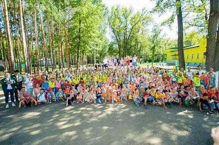 В Оренбургской области открыт уникальный центр «Город детства» - Оренбургский «Сириус»