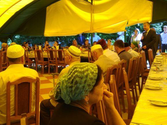 В Ингушетии поздравили семьи в канун праздника Петра и Февронии.