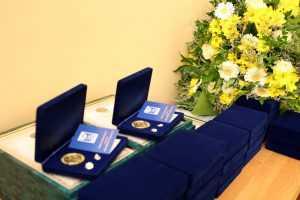 Лучшие семьи Липецкой области наградили медалями «За любовь и верность»