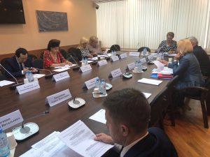 Валентина Петренко, о поправках в законопроект - жильё для детей сирот.....
