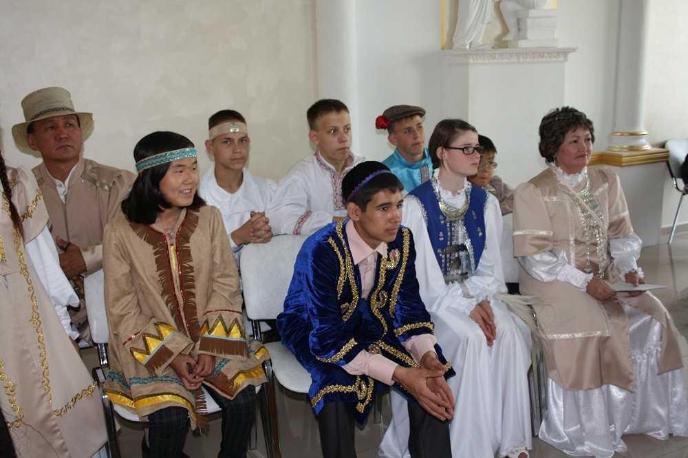Матери России посетили Оймяконский улус Якутии