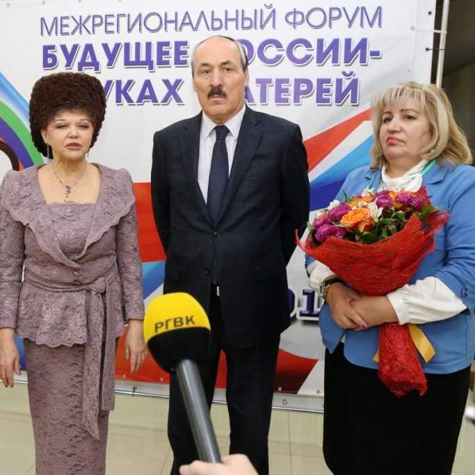 Амерханова Ляйла Сосламбековна