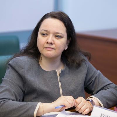 ОТКЕ  Анна  Ивановна