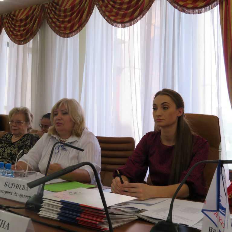 БАДТИЕВА Екатерина Эдуардовна