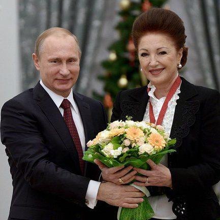 Адамян Лейла Владимировна