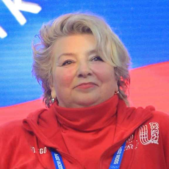 ТАРА́СОВА  Татьяна  Анатольевна