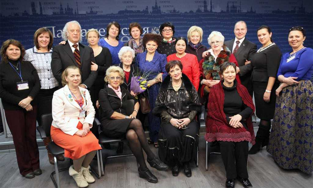 Матери России  за круглым столом обсудили вопросы Культуры в семье