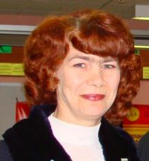 Лидия Стародубцева